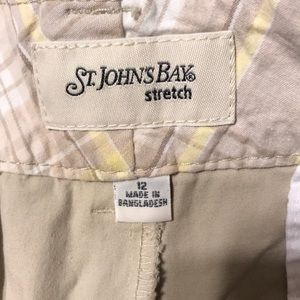 St. John's Bay Shorts - 2 pair of women's shorts